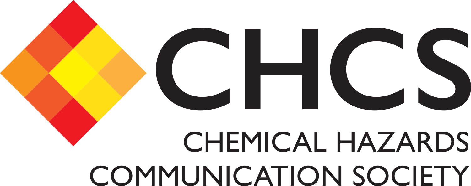 CHCS  Chemical Hazards Communication Society  Promoting the awareness of chemical hazards & improvements in their identification & communication